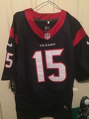 NFL Will Fuller Houston Texans Jersey #15 Custom BNWT Stitched
