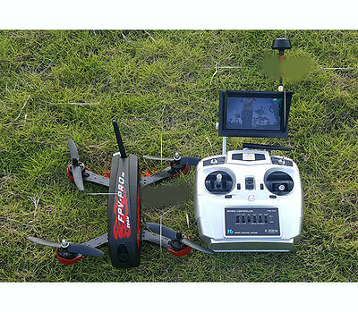 New FPV Aerial Remote Control Four Axis Aircraft Model Electronic Toy  #