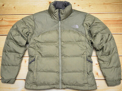 THE NORTH FACE NUPTSE - 700 GOOSE DOWN warm puffer WOMEN'S JACKET - size S