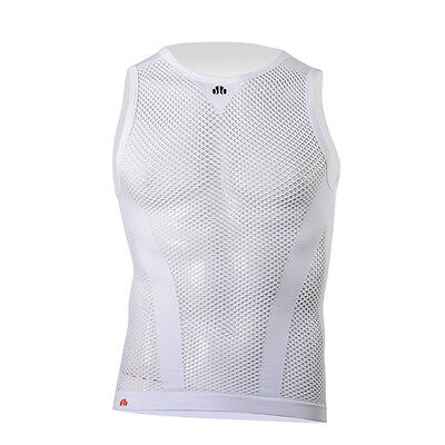 Sobike Cycling Vest Cycling Base Layer Sleeveless Underwear Spiderman Free Size