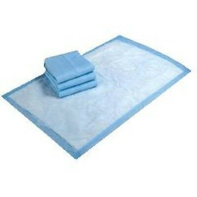 "Extra Protection Economy Underpads Mattress/Furniture Protectors 17x24"" 300pads"