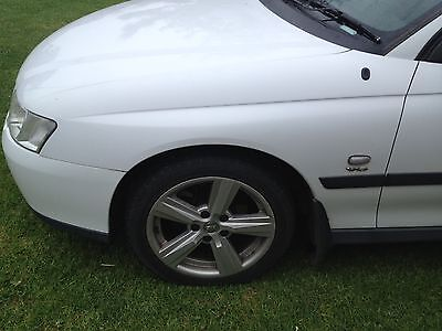 Vy Vz Commodore Guard Left Hand White