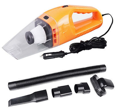 120W Multifunctional Handheld Vacuum Cleaner Cyclonic Wet/Dry Auto Dust Buster