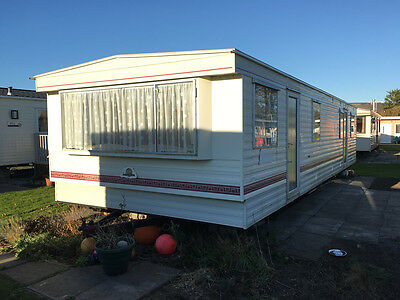 static caravan Willerby Herald 35x10 2 bedroom mobile home for sale