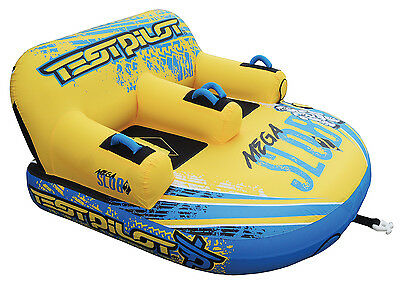 Test Pilot MEGA SLOB 2 - 2 Person Tube - Brand NEW