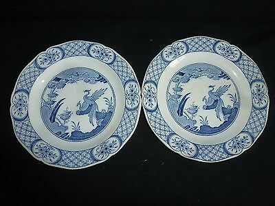Furnivals Limited - Old Chelsea - Two Side Plates