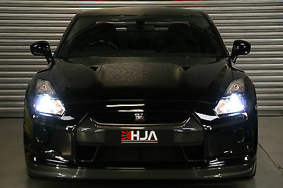 2009 Nissan Gt-R Black Edition Kruro Black  - Stage 4.25 680Bhp Forged Rods Svm