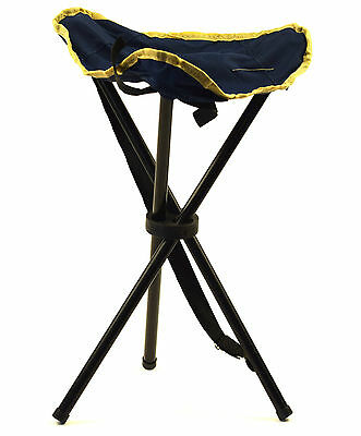 New Folding Fishing Chair Portable Garden Festival Camping Outdoor Seat