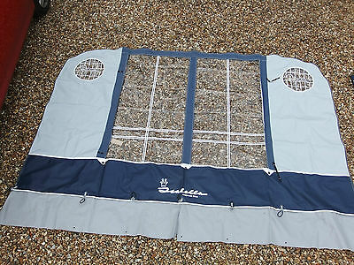 ISABELLA Magnum Blue Awning/Porch in Blue