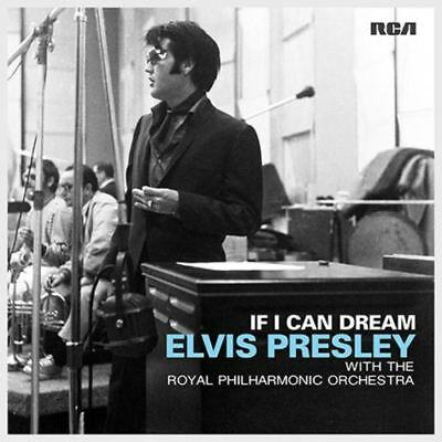 Elvis Presley with Royal Philharmonic Orchestra - If I Can Dream - DAMAGED CASE