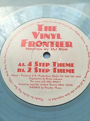 The Vinyl Frontier - Theme (limited Edition)