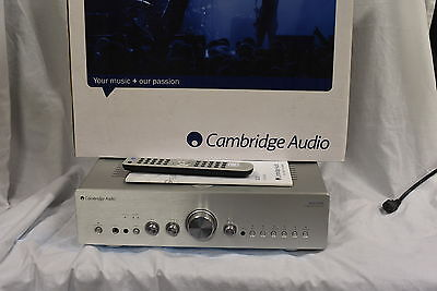 Cambrige Audio Azur 650A Integrated Stereo Amplifier