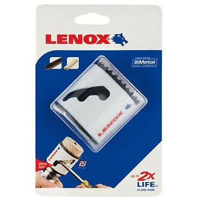 "LENOX Tools Bi-Metal Speed Slot Hole Saw with T3, 2-5/8""-67MM"