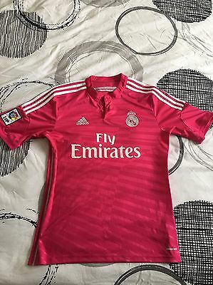 Maillot rose Real Madrid