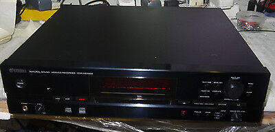 Yamaha CDR-HD1000 HDD / CD player / Recorder Audiophile Compact Disc Hard drive