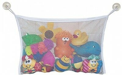 #1 Rated Baby/Todder Bath Tub Toys Organizer - Large Storage/Bag for Toys Even