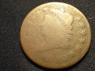 1810 Classic Head  Bust Large Cent