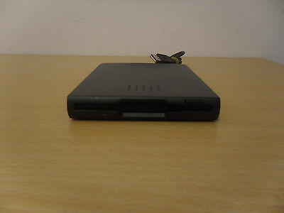 "Sony External USB 3 1/2"" Floppy Disk Drive Module Model MPF82E"