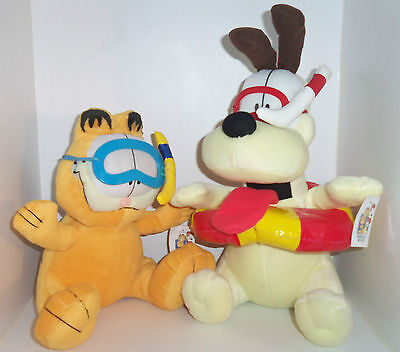 Garfield And Odie Soft Toys
