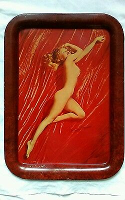 Original Marilyn Monroe Tray, Used Condition!  Make Offer!