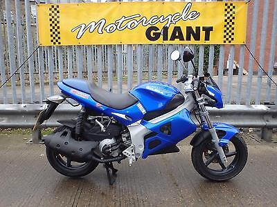 Gilera DNA 125 only 2,600 miles  stunning condition, 3 months warranty