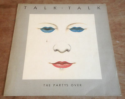 TALK TALK the party's over 1982 UK EMI STEREO VINYL LP