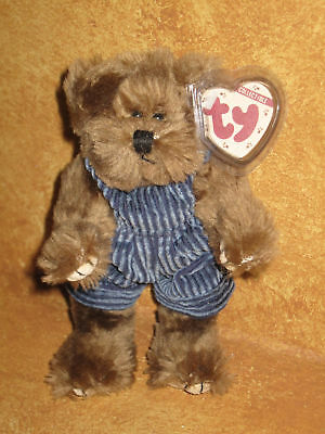Ty Teddy Bear Attic Treasures Collection Christopher