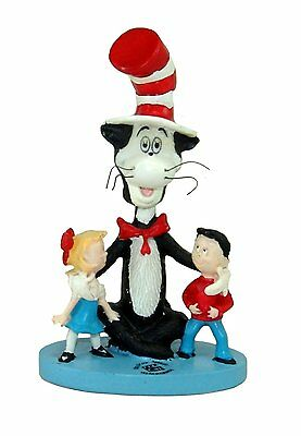 """Bobble Head The Cat In The Hat Figure - 4"""" High X 3"""" Wide"""