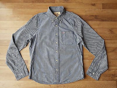 Men's Long Sleeve Shirt - HOLLISTER by ABERCROMBIE & FITCH - Size XL