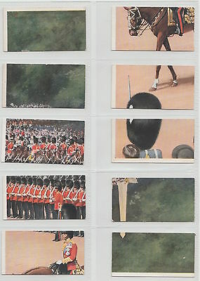 ARDATH SET: TROOPING THE COLOUR (sectional) 1939