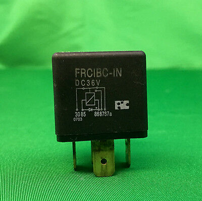 Pre-Owned Tennant Part #398526 Relay, 36vdc [5680/5700]