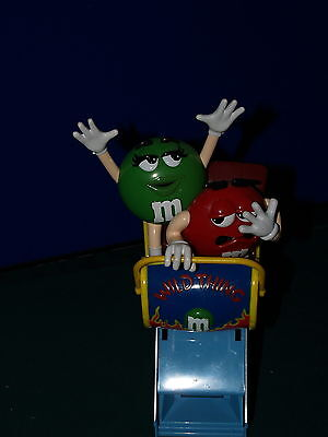 M&ms Wild Thing Roller Coaster Candy Dispenser