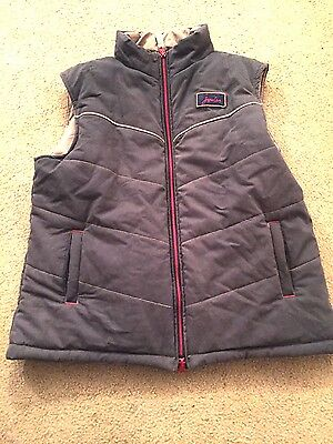 joules gilet size 8-9 yrs