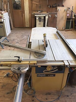 Scheppach Ts2500 Table Saw
