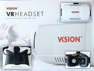 VIRTUAL REALITY HEADSET UK Seller NEW Boxed FREE DELIVERY