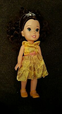 Disney Belle beauty and the beast princess doll