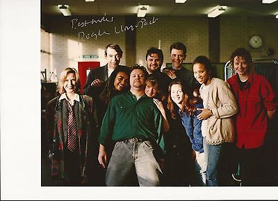 Original Roger Lloyd-Pack signed 10x8 Photo from Health and Efficiency TV series