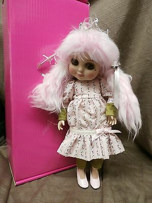Marie Osmond Charisma Adora Belle ~ PATTI PRINCESS ~ Doll Mop Top  040110021 LE