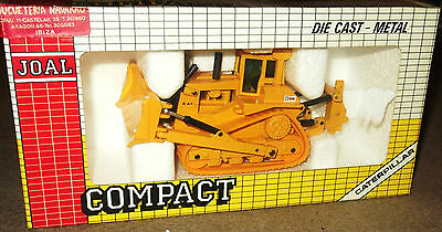 'JOAL' , 'Caterpillar D-10' Chain Tractor.  Mint In Box.  Made In Spain. Superb.