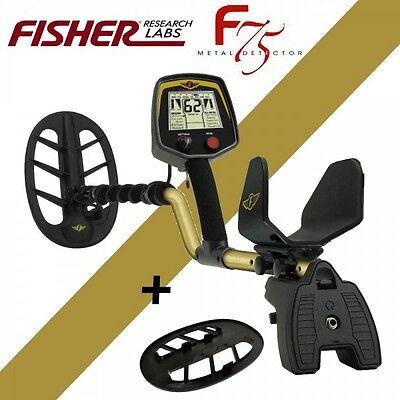 Fisher F75 + protège-disque