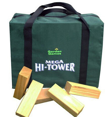 Mega Hi-Tower - Extra Tall Up to 6ft During Play (Includes Carry Bag)