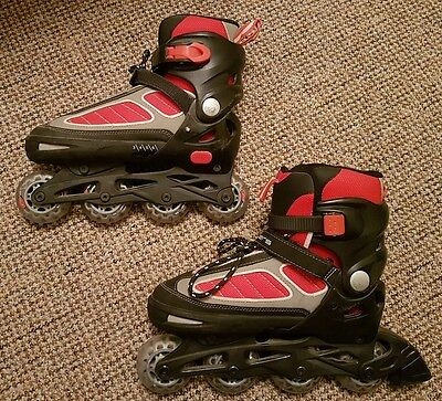 Kids Inline Roller/ice skating boots