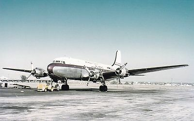 American Flyers Airlines, Douglas DC-4