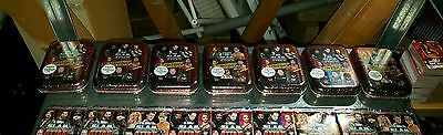 wwe slam attax takeover tins brand new and sealed
