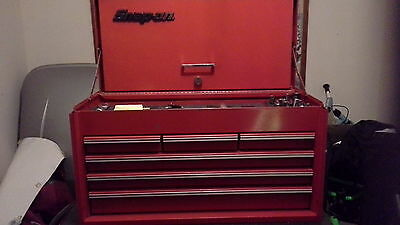 SNAP ON Tool Box - Top box & Bottom Roll cab with tools