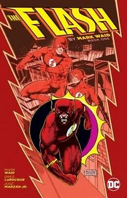 The Flash by Mark Waid Book One by Mark Waid Paperback Book (English)