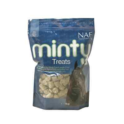 Natural Animal Feeds NAF Minty Treats