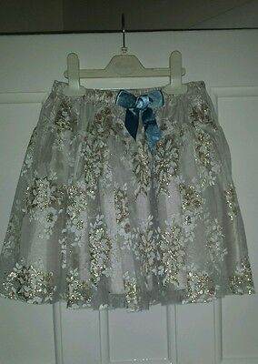 4 x Girls Monsoon items. Skirt and Jacket top aged 9