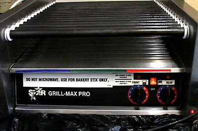 Star Grill Max PRO Hot Dog Roller Grill $1750.00