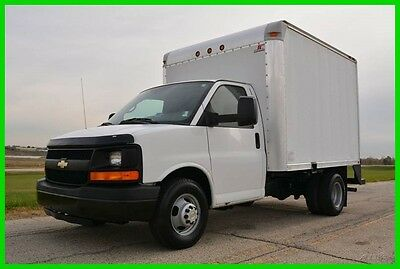 2010 Chevrolet G3500 10ft Box Truck - LOW RESERVE!